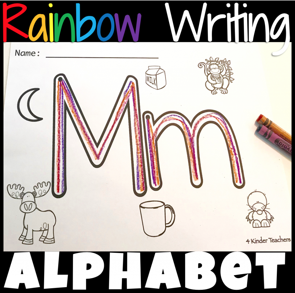 what-is-rainbow-writing