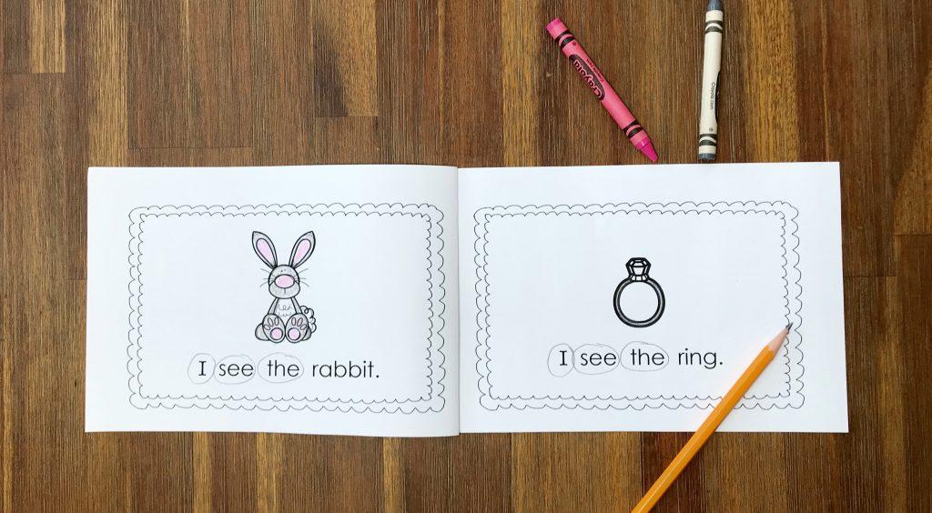 printable-sight-word-books