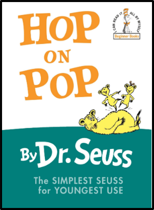 cover if the book Hop on Pop