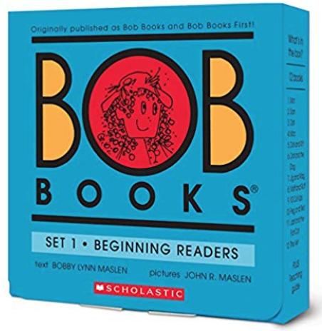picture of bob books