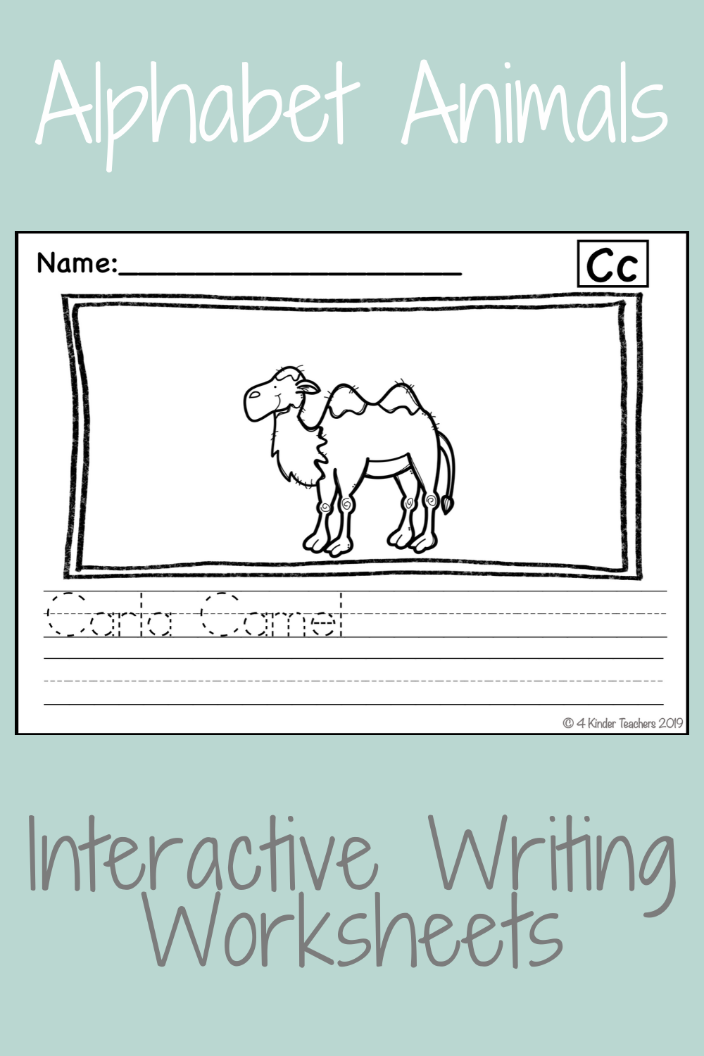 Interactive Writing: Fun and Engaging for Kindergarten