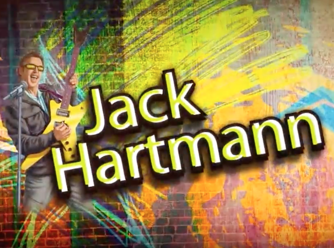 picture of jack hartmann video