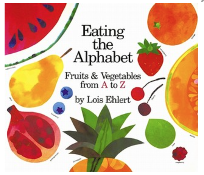 picture of book cover for Eating the Alphabet