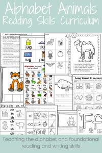 The BEST Reading Skills Curriculum for Kindergarten
