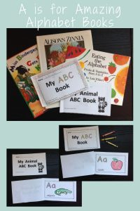 A is for Amazing Alphabet Books