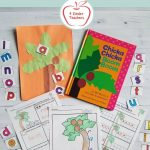 Chicka Chicka Boom Boom Activities – A Whole Day of Fun