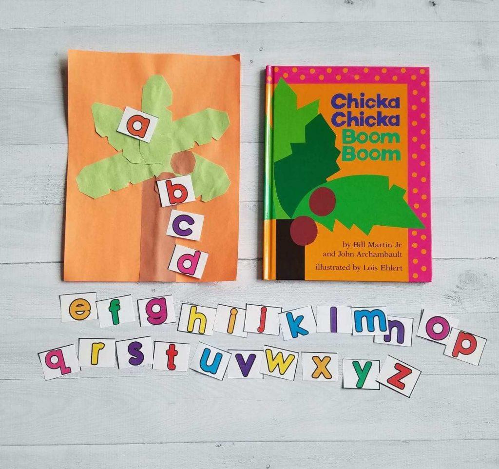 chicka-chicka-boom-boom-reading-activities