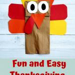 Thanksgiving for Kindergarten: Fun and Easy Activities
