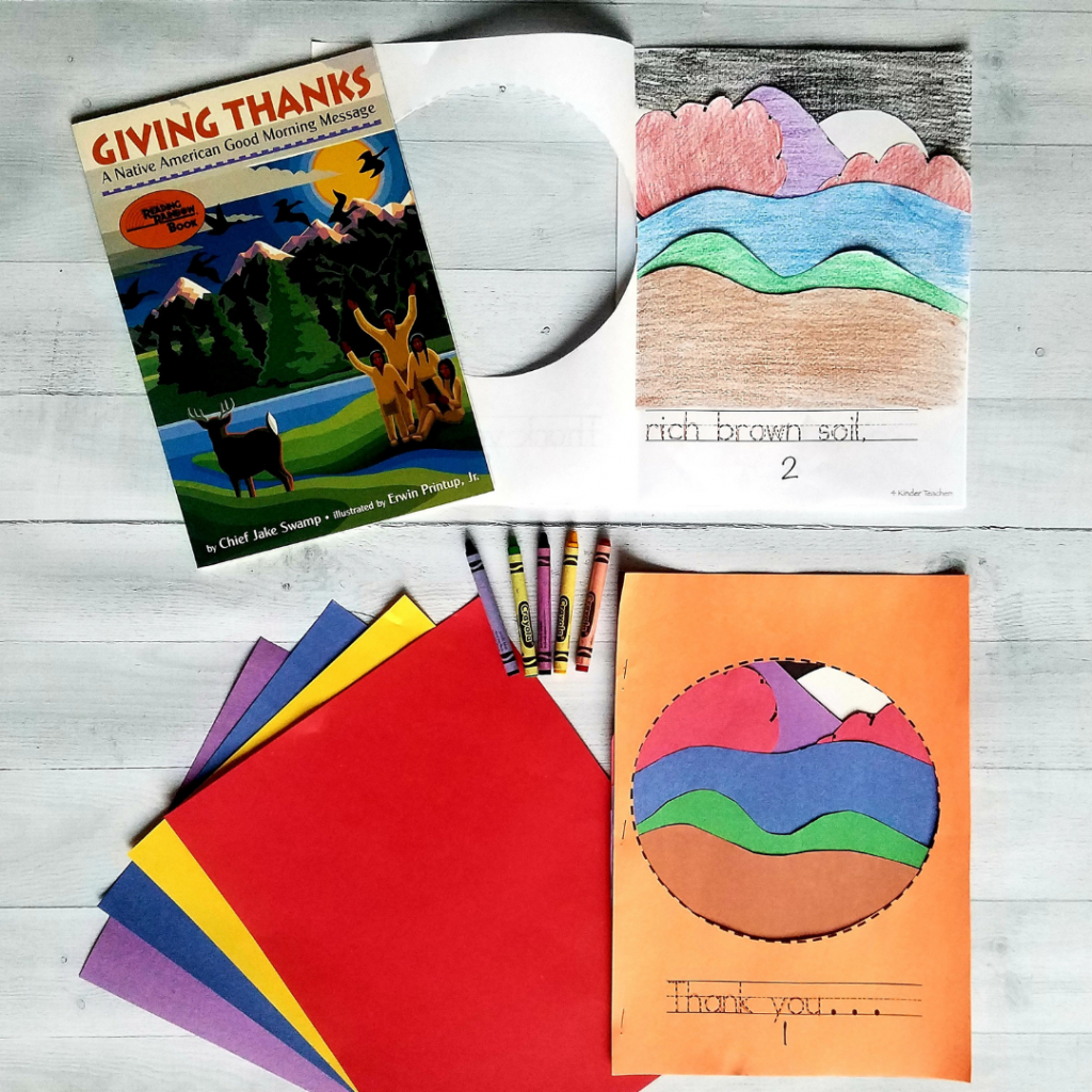 thanksgiving-for-kindergarten-book-and-craft