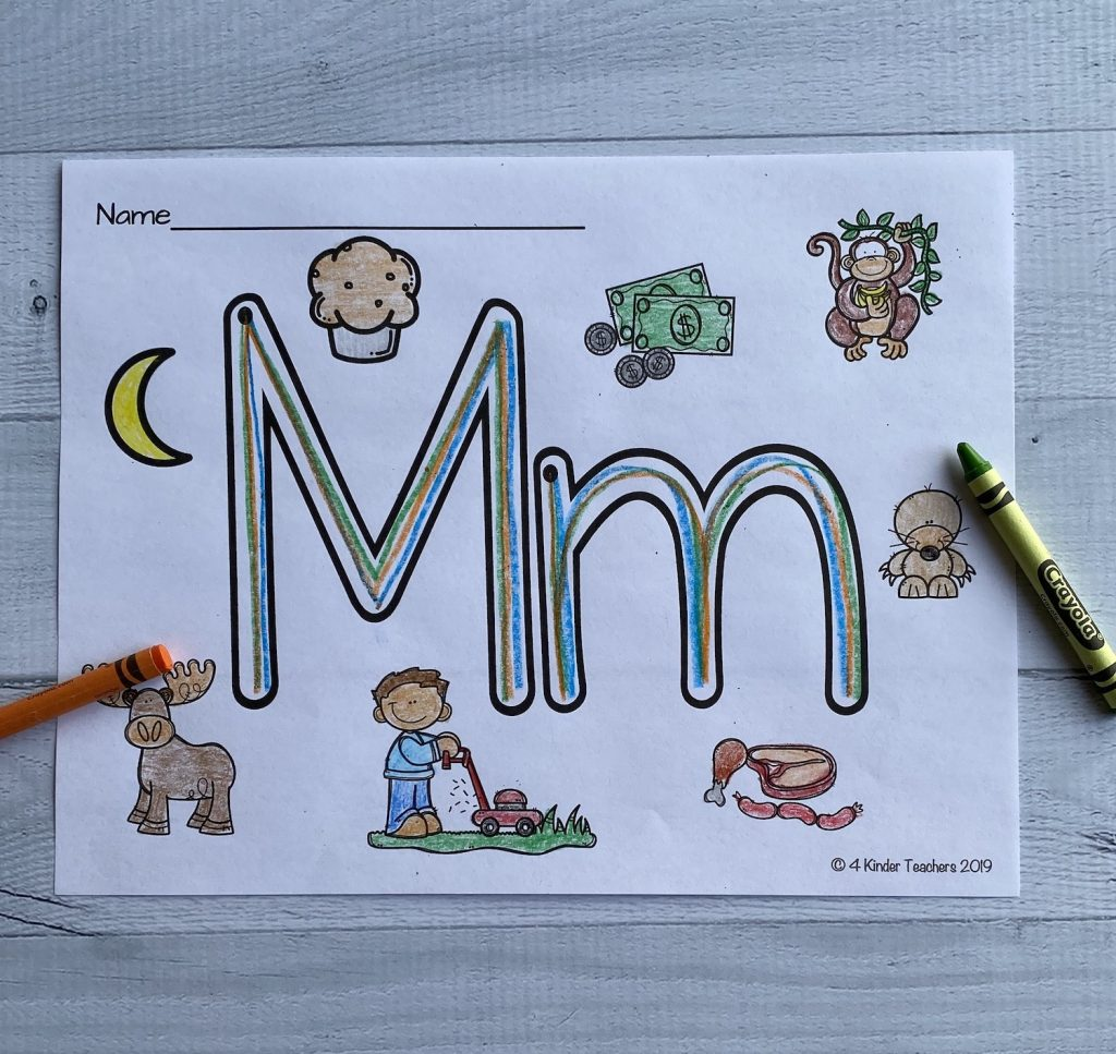 rainbow-writing-letters