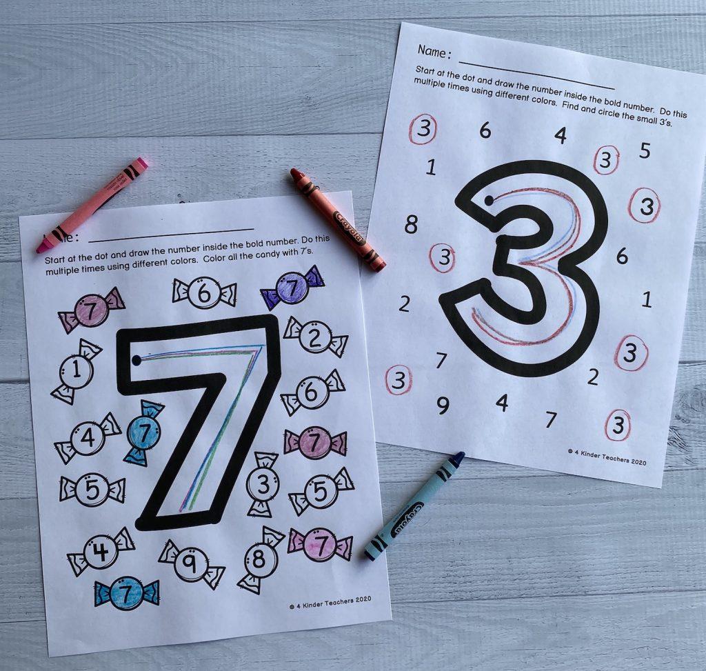 rainbow-writing-numbers