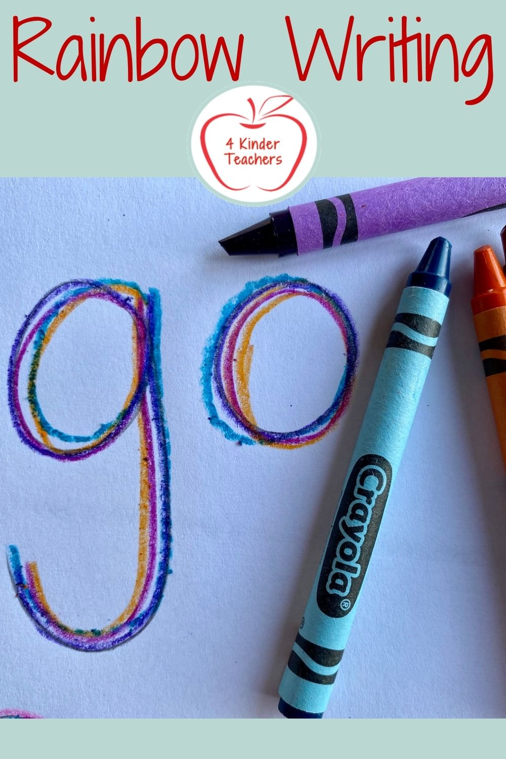 Rainbow Writing: A Detailed Guide