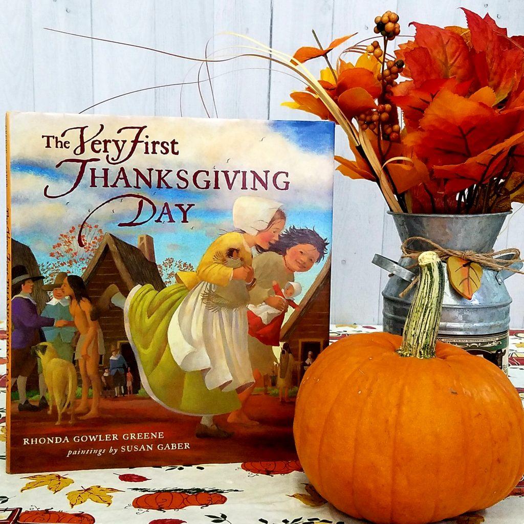 thanksgiving for kindergarten book
