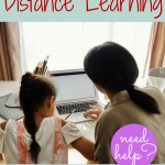 Need A Little Help With Kindergarten Distance Learning?