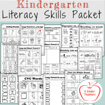 kindergarten-distance-learning-packet