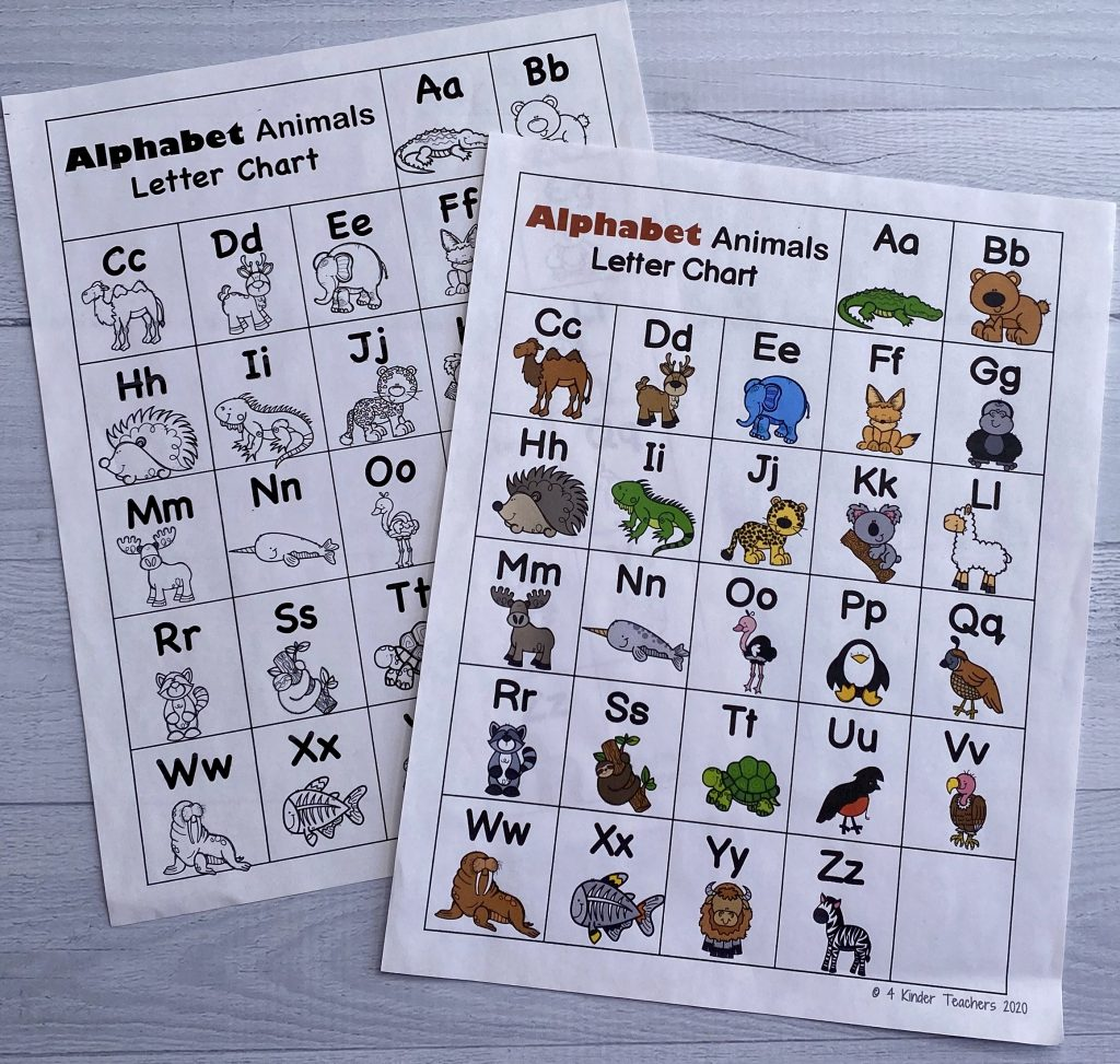 kindergarten-free-worksheets-alphabet