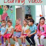 Teacher Approved Kindergarten Learning Videos