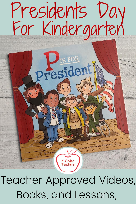 Presidents Day for Kindergarten