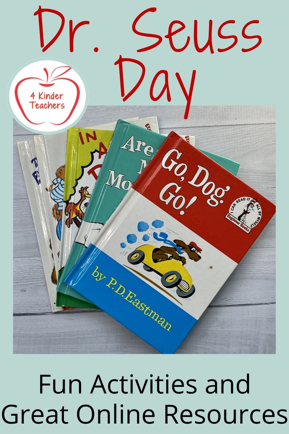 Celebrate Dr. Seuss Day with Online Resources and Fun Activities
