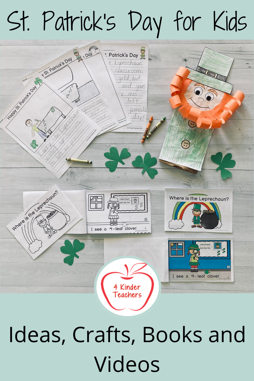 St. Patrick's Day for Kids