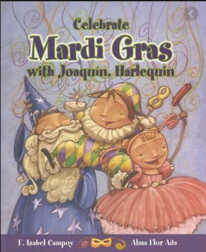 mardi gras book