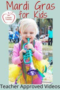 Mardi Gras for Kids / Teacher Approved Videos