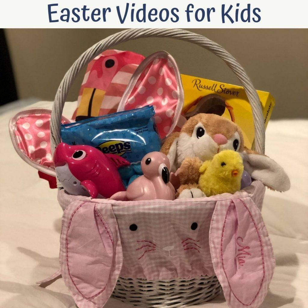 easter videos for kids
