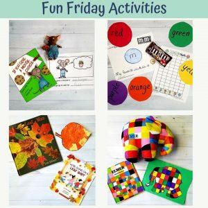 fun friday activities