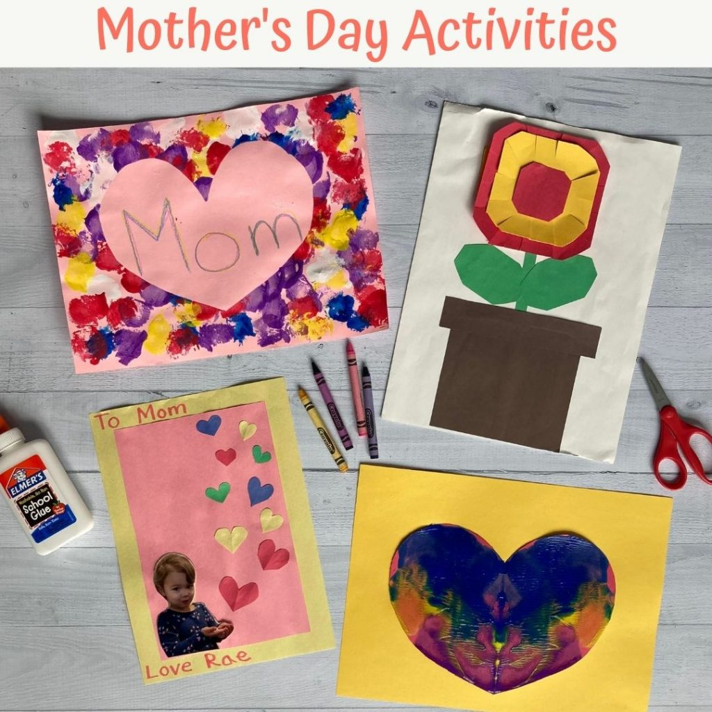 mothers day activities