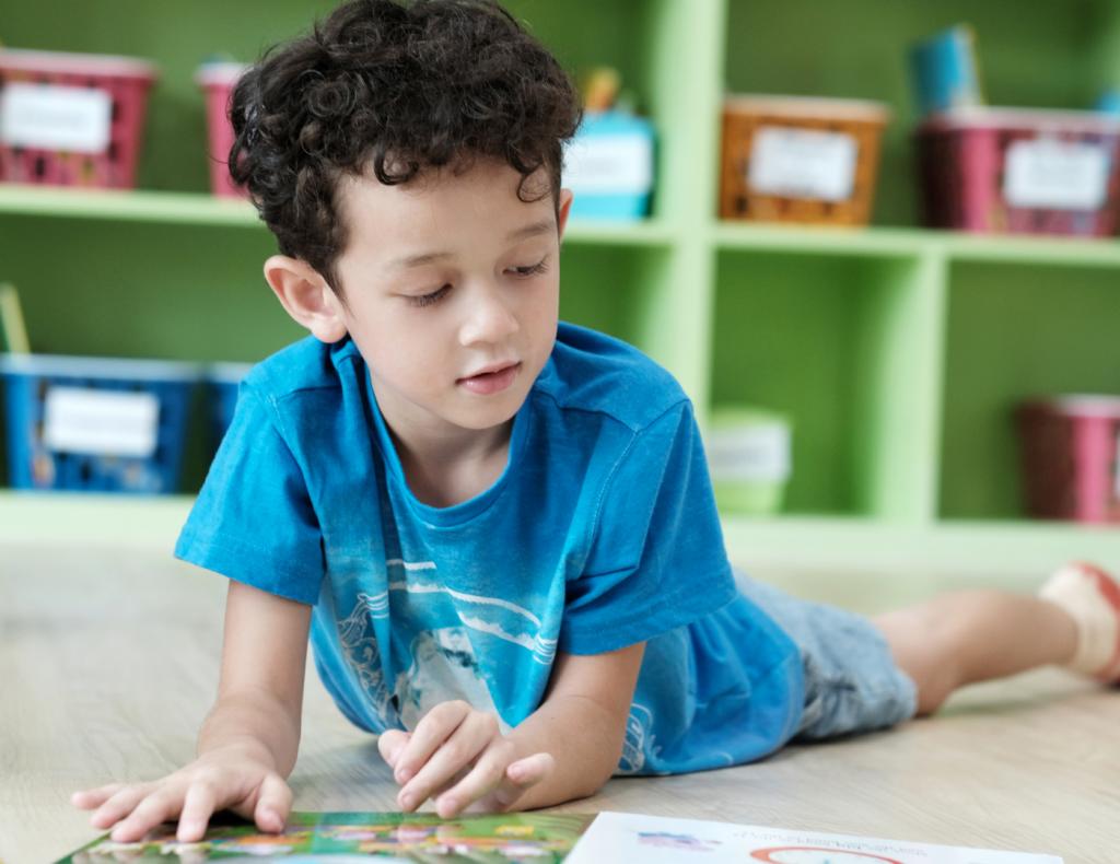 kindergarten-reading-center