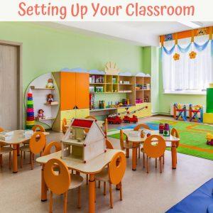 picture of kindergarten classroom