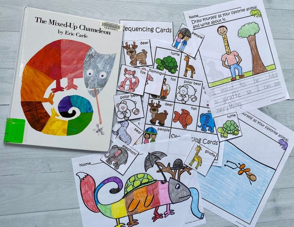 activities-for-the-mixed-up-chameleon